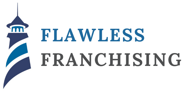 Flawless franchising Approved Logo